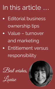 Editorial freelancing business tips