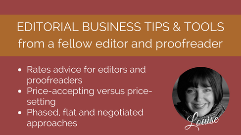 Managing editorial freelancing fees