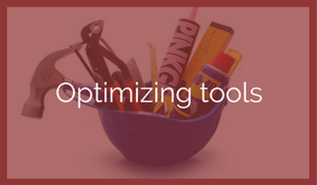 Optimizing tools