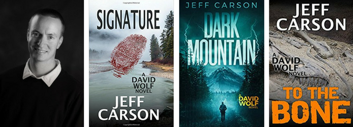 Jeff Carson and books