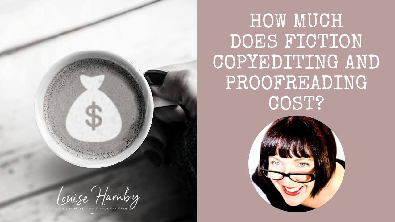 How much does editing and proofreading cost?