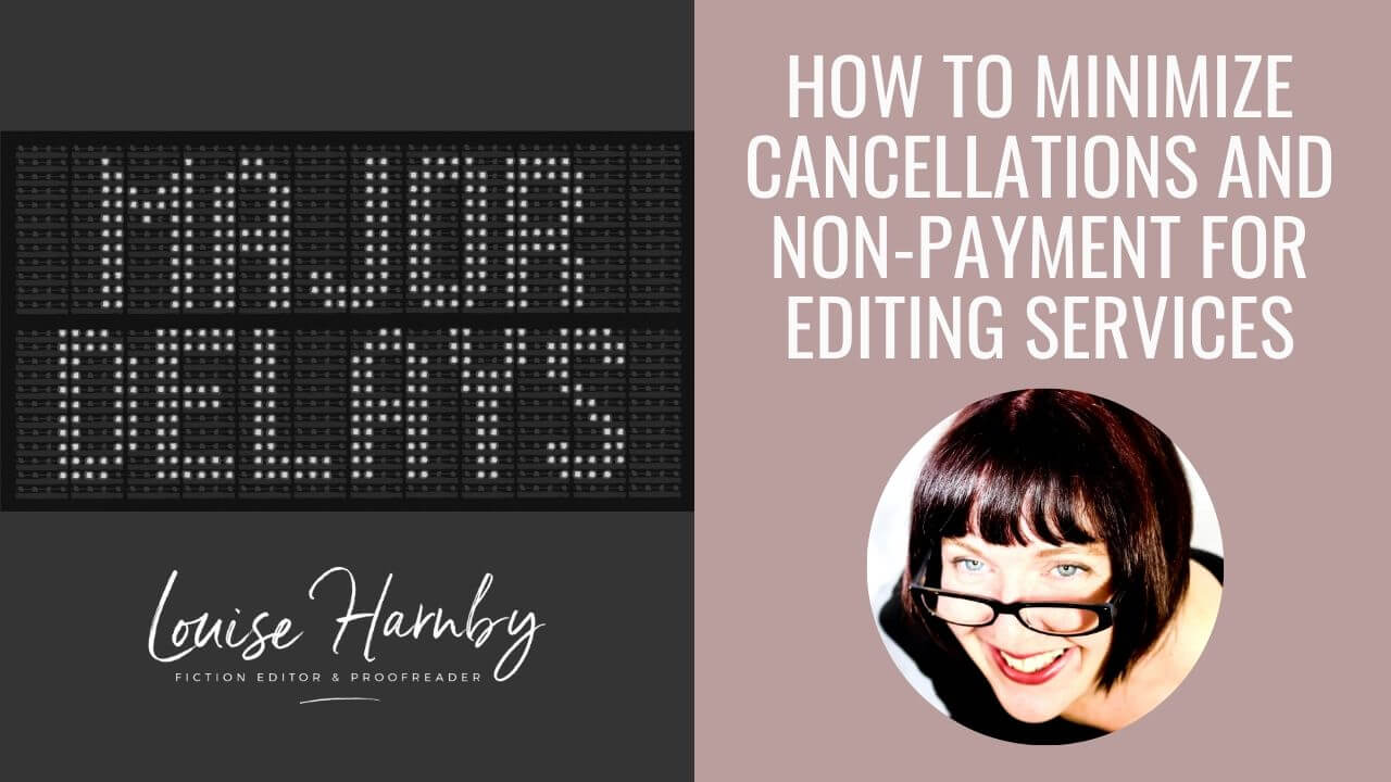 Safeguarding your editing business