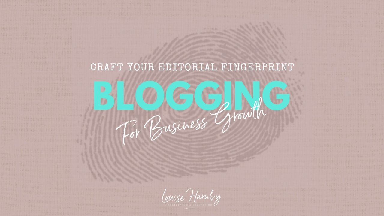 Blogging for Business Growth course
