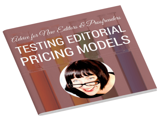 Testing editorial pricing models