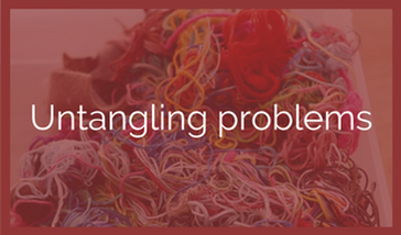 Untangling editorial problems