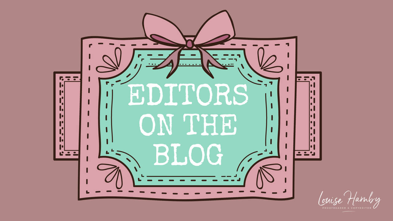 Editors on the Blog, August 2018