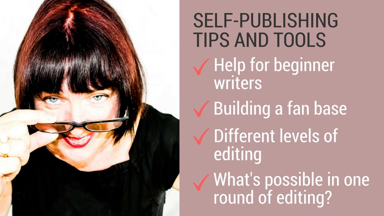 Self-publishers and building a fanbase