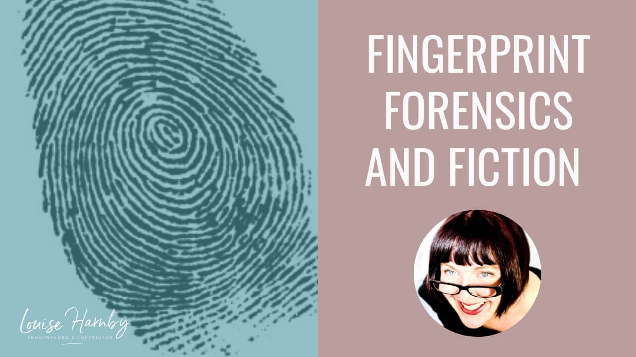 13e40de89b43 Fingerprint forensics for beginner crime-fiction writers