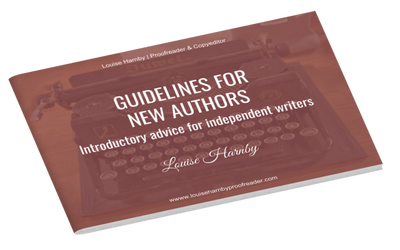 Guidelines for new authors