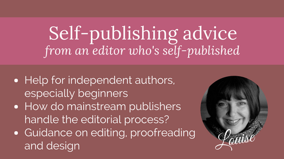 Publishing editorial process