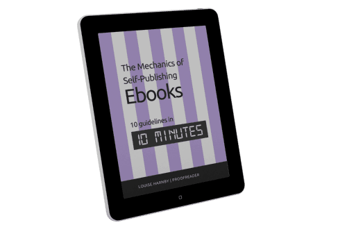 The Mechanics of ​Self-Publishing Ebooks