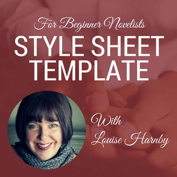 Style sheet template for self-publishing authors
