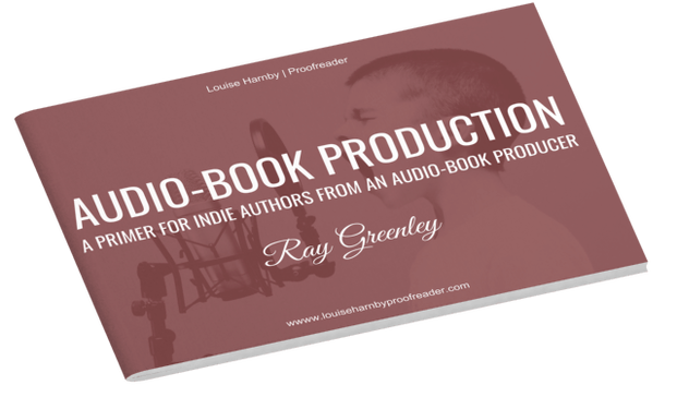 Audio-book production booklet