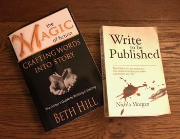 Two fiction-writing books you should read