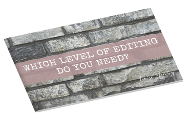 Which level of editing do you need?