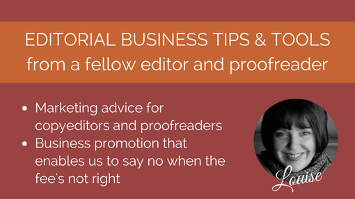 Marketing for editors and proofreaders
