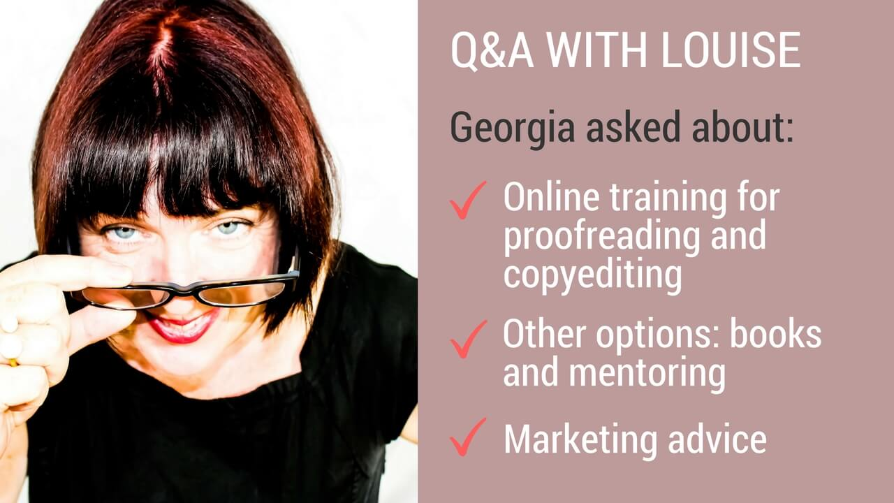 Q&A with Louise
