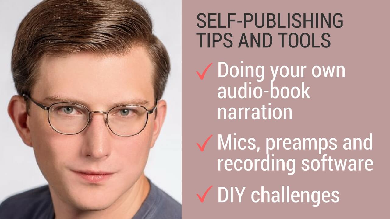 How to do your own audio-book narration