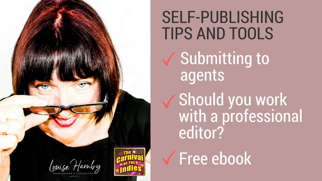 Submitting to agents and working with editors
