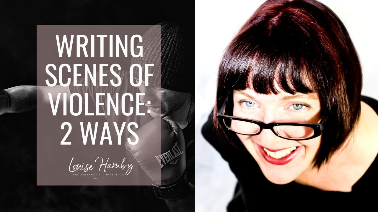 Louise Harnby | Proofreader & Copyeditor - Blog: The Parlour